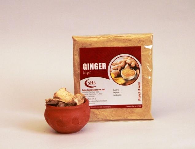 Ginger (Aduwa)