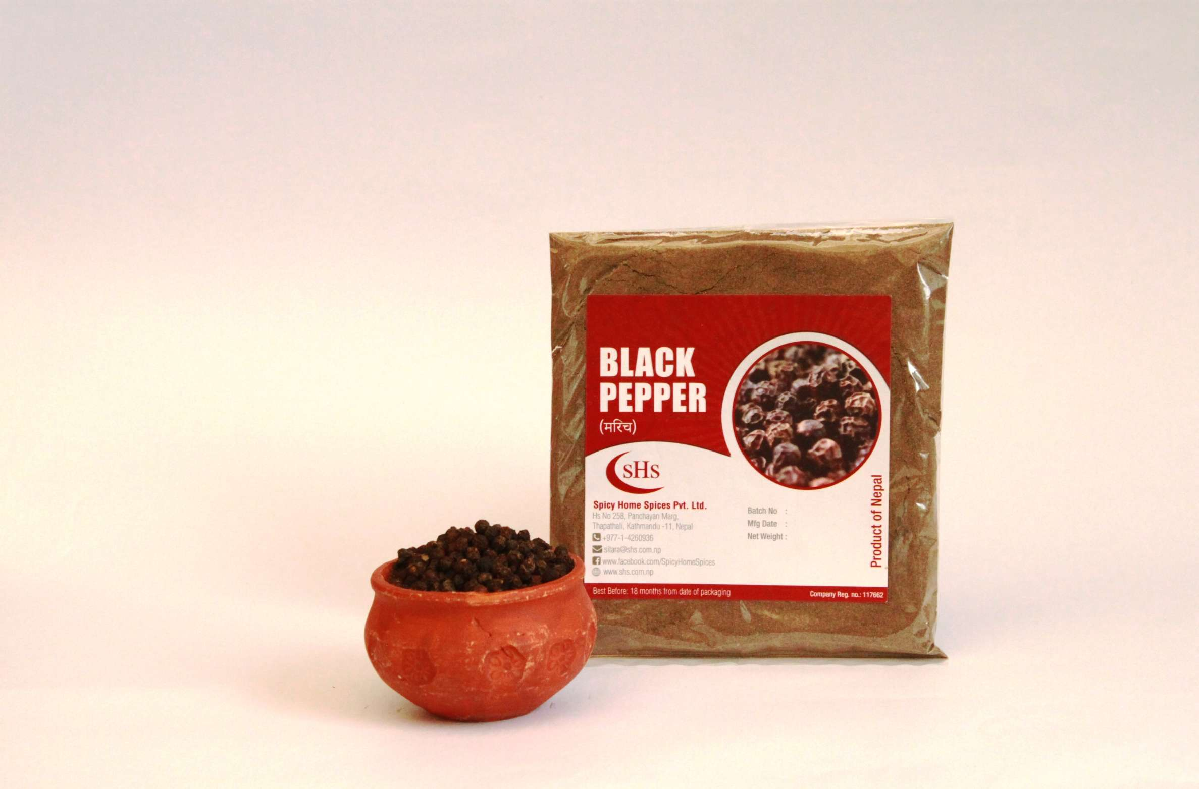 Black Pepper (Marich)