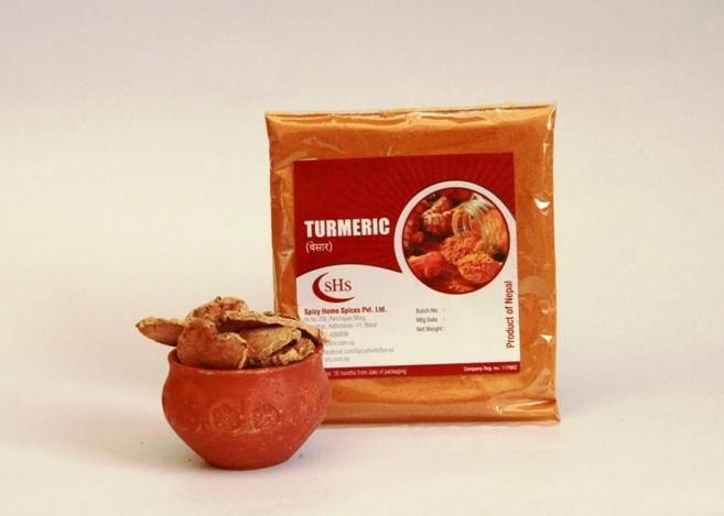 Turmeric (Besaar)